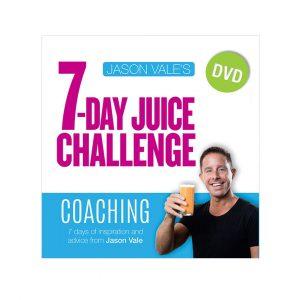 7-Day Juice Challenge Coaching DVD