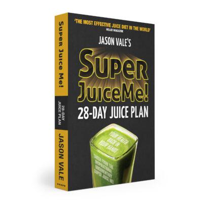 Super Juice Me! 28-Day Juice Plan Book