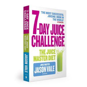 7 Day Juice Challenge Book
