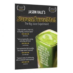 Super Juice Me! Documentary DVD