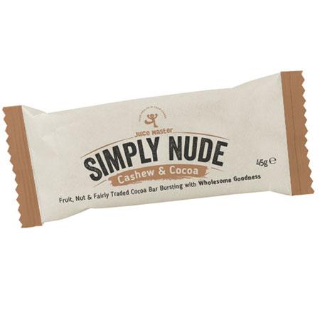 Simply Nude Cashew Bar