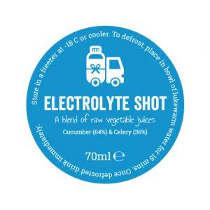 Electrolyte Shot