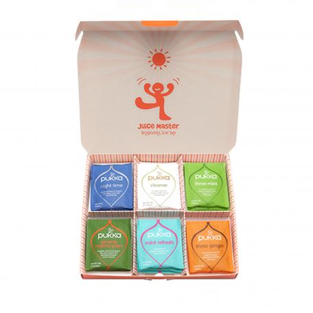Pukka Tea Selection Gift Box
