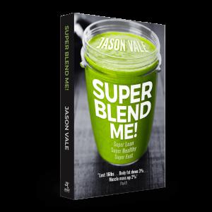 Super Blend Me! Book